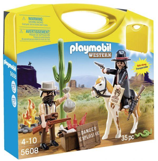 מזוודת מערב פרוע פליימוביל Playmobil 5608