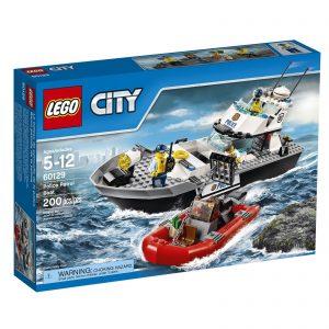 60129 לגו סיטי - ספינת שיטור