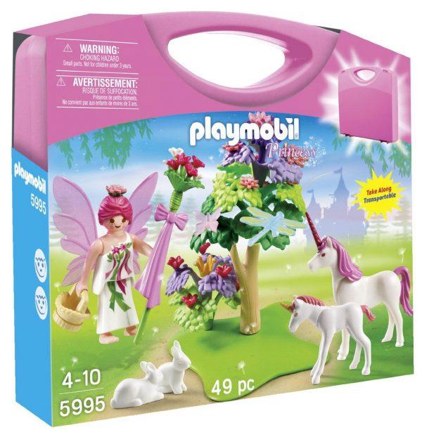 מזוודת פיות 5995 פליימוביל Playmobil