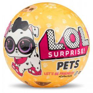 כדור ההפתעות LOL - חיות מחמד חדש!