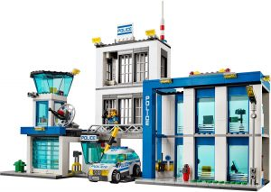 LEGO CITY לגו סיטי - תחנת משטרה 60047