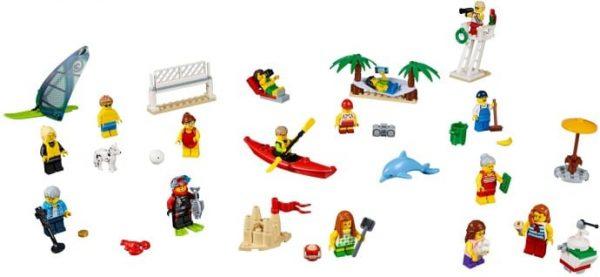 כיף בחוף הים - לגו סיטי 60153