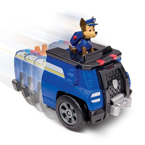 ניידת משטרה מפרץ ההרפתקאות דלוקס עם צ'ייס