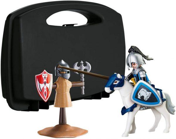 מזוודת אבירים Playmobil 70106