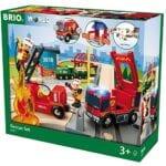 15816בריו סט רכבת הצלה BRIO 33817