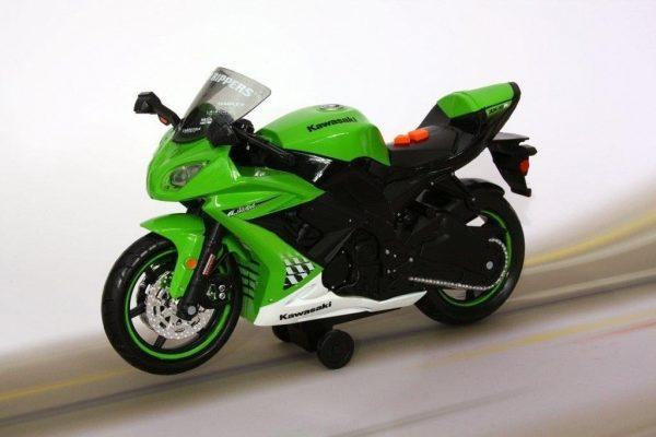 אופנוע קוואסקי נינג'ה ZX 10R - Road Rippers 33411