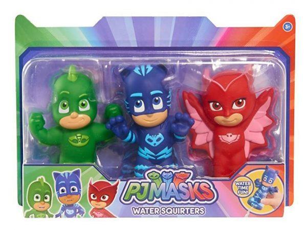 כוח פי ג'יי - דמויות מתיזות מים PJ MASKS