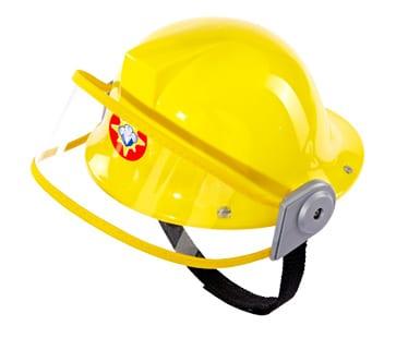 קסדה של סמי הכבאי עם מגן לעיניים מתאים לילדים מגילאי 3 ומעלה