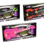 8713גיטרת פאוור האוס לילדים בצבעים לבחירה – סופרסוניקס