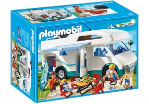 נופש בקרוואן - פליימוביל 6671 Playmobil