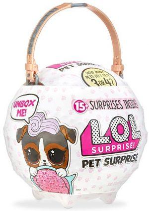 LOL Surprise - כדור חיות מחמד ענקי! LOL PET SURPRISE