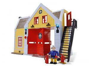 תחנת כיבוי אלקטרונית סמי הבאי - Fireman Sam