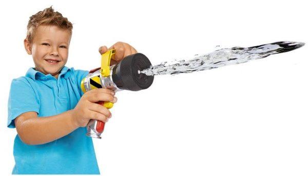 סמי הכבאי - אקדח מים