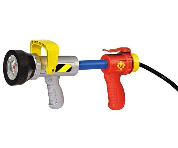 סמי הכבאי - רובה מים עם מיכל