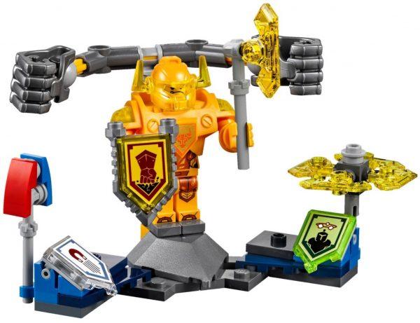לגו אבירי נקסו - אולטימט אקסל 70336 LEGO NEXO KNIGHTS