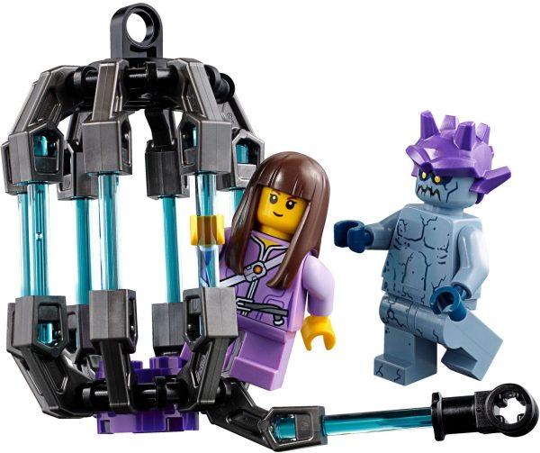 לגו אבירי נקסו - ג'אסטרו 70352 LEGO NEXO KNIGHTS