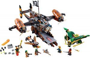 לגו נינג'גו - מיספורטון 70605 LEGO NINJAGO Misfortune's Keep