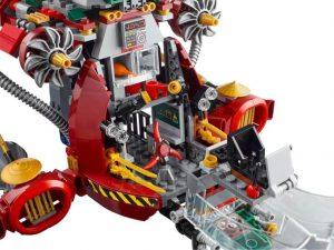 לגו נינג'גו - רונינג נינג'גה 70735 LEGO Ninjago