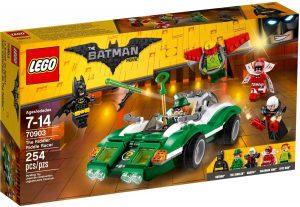 מכונית מירוץ ירוקה - לגו באטמן 70903