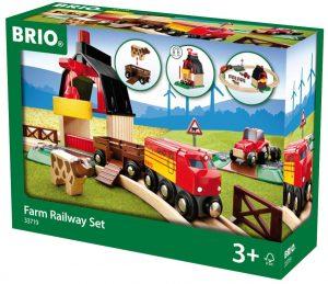 בריו מסלול רכבת חווה 33719 BRIO