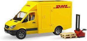 משאית DHL - ברודר 02534