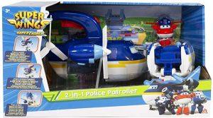 מטוסי על - באג' מצוות סיירי המשטרה וג'ט קטן