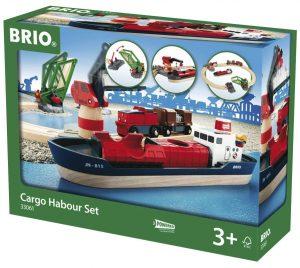בריו נמל מטענים מסלול 33061 BRIO