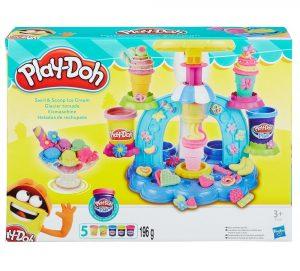 פליידו מערבל גלידה PlayDoh