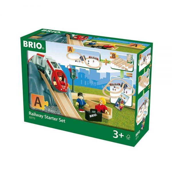 בריו מסלול רכבות בסיסי BRIO 33773
