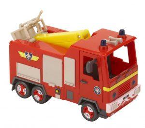 סמי הכבאי יופיטר משאית כיבוי אש