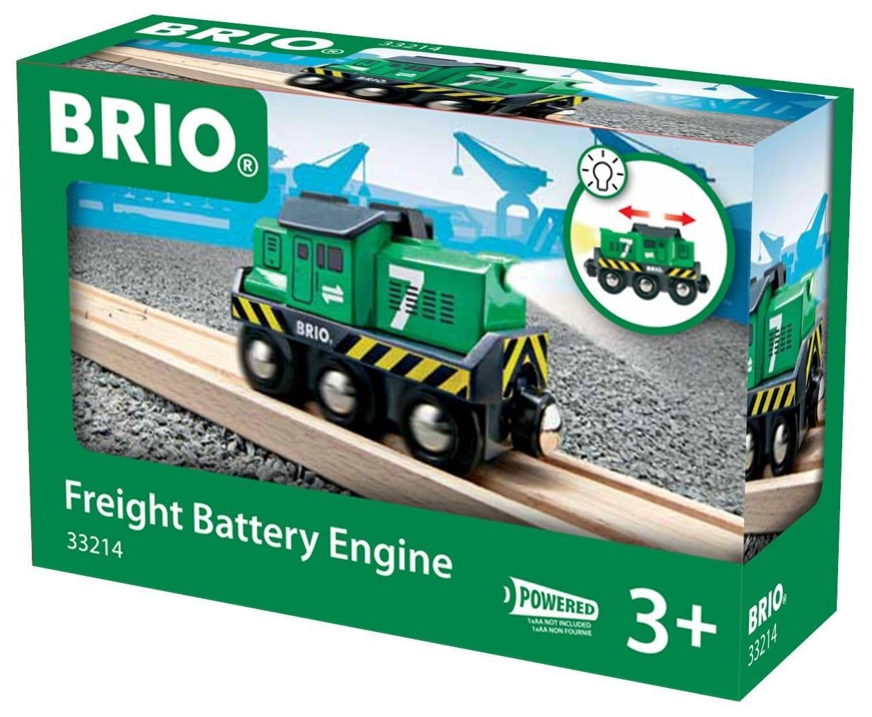 15770בריו קטר ירוק על סוללות BRIO 33214
