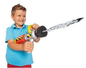 """רובה מים גדול 32 ס""""מ Fireman Sam"""
