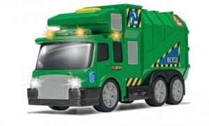 משאית אשפה ענקית CITY CLEANER