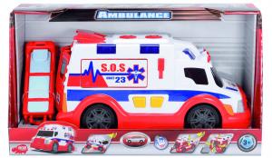אמבולנס - רכב הצלה משוכלל