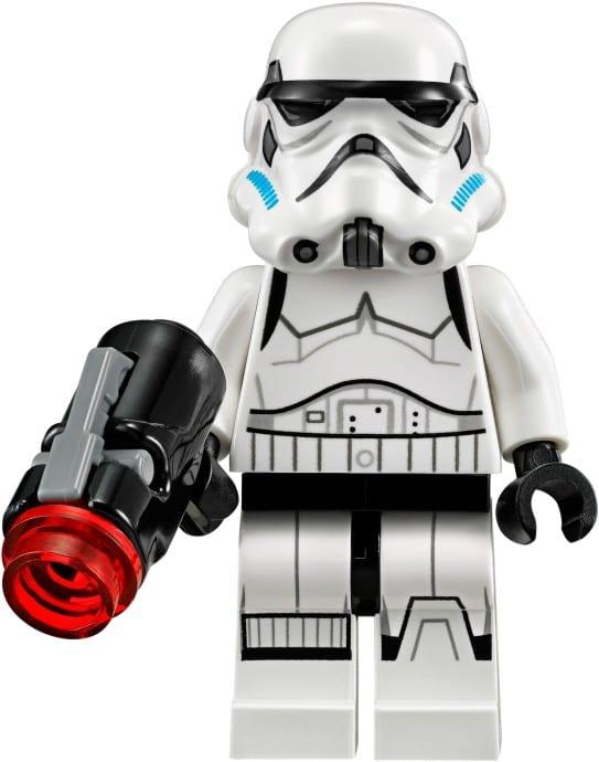 לגו מלחמת הכוכבים - גדודי תובלה קיסריים - 75078