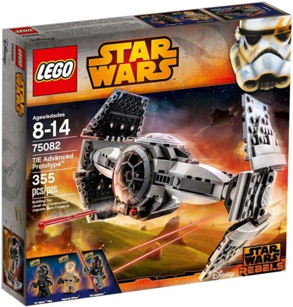לגו מלחמת הכוכבים - אב טיפוס מתקדם - 75082