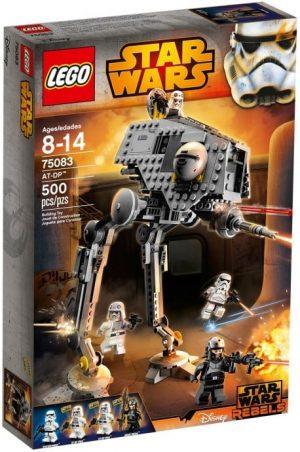 לגו מלחמת הכוכבים - AT-DP - 75083