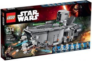 לגו מלחמת הכוכבים - חללית תחבורה 75103