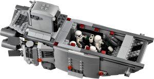 לגו מלחמת הכוכבים - חללית תחבורה 75103 LEGO Star Wars EPISODE 7