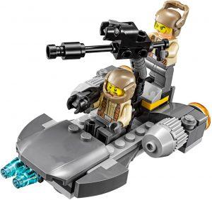 לגו מלחמת הכוכבים - ערכת קרב הגיבורים 75131 LEGO Star Wars