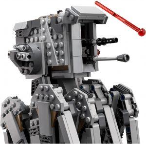 לגו מלחמת הכוכבים 75177 First Order Heavy Scout Walker