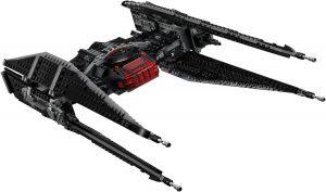 לגו מלחמת הכוכבים First Order Heavy Scout Walker 75177