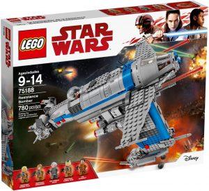 מפציץ המורדים - לגו מלחמת הכוכבים 75188