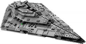 First Order Star Destroyer 75190