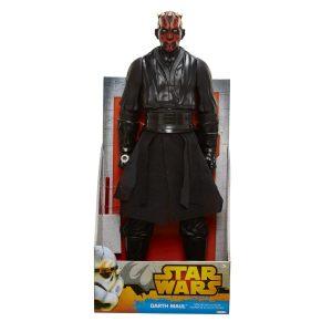 """מלחמת הכוכבים - דמות דארת' מול 38 ס""""מ"""