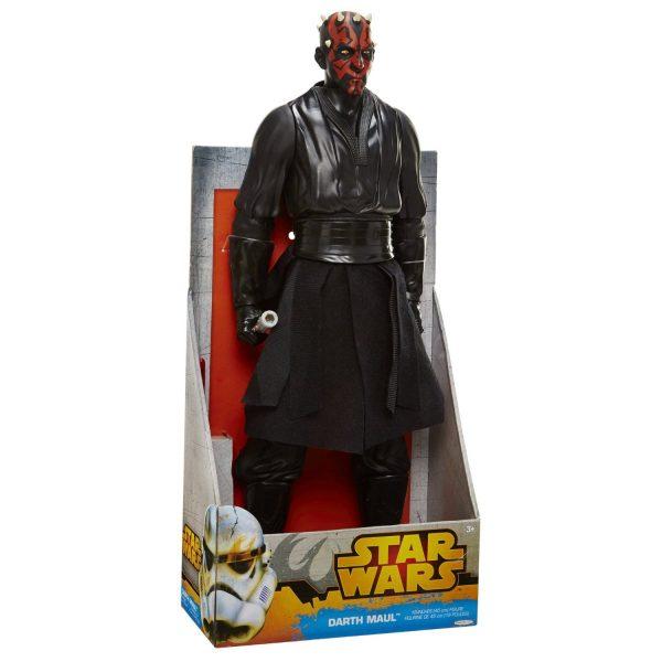 """מלחמת הכוכבים - דמות דארת' מול 45 ס""""מ"""