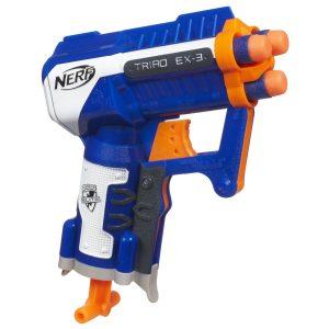 אקדח נרף - NERF Triad EX-3 - 1690