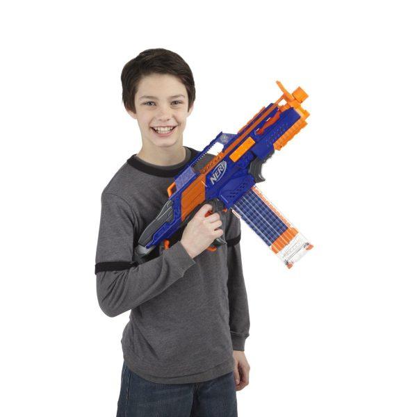 רובה נרף רפידסטרייק - NERF RAPIDSTRIKE 3901