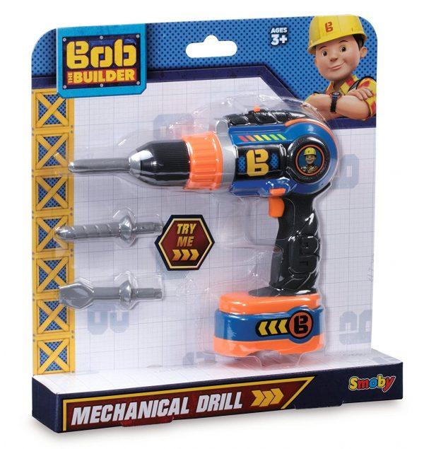 בוב הבנאי - מברגה מכנית Bob The Builder