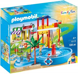 פארק מים - פליימוביל 70115